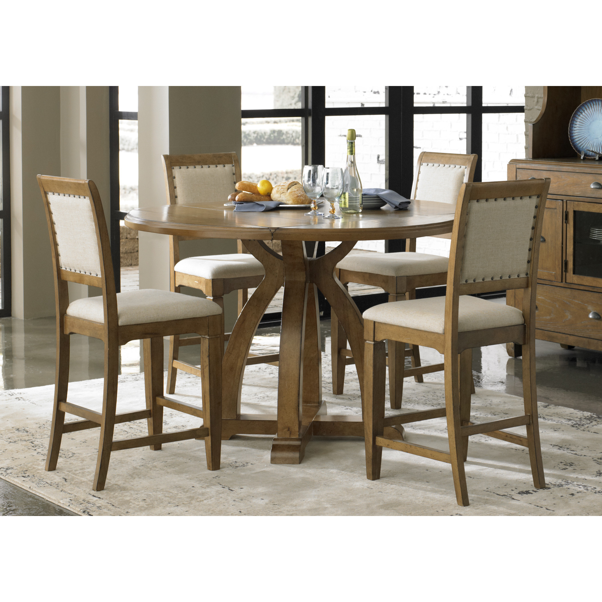 Best ideas about Country Dining Table . Save or Pin Liberty Furniture Town and Country Counter Height Dining Now.