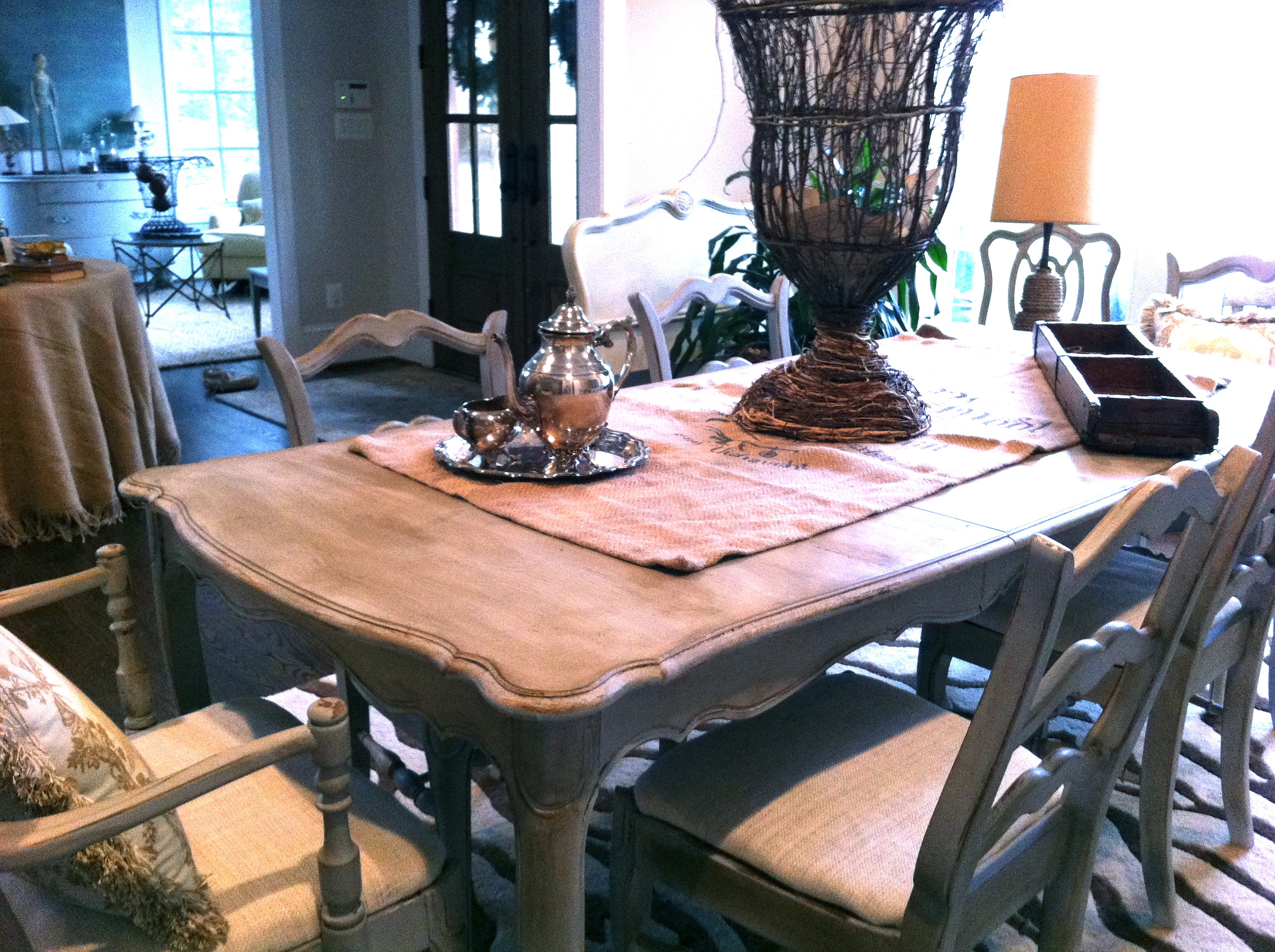 Best ideas about Country Dining Table . Save or Pin French Country Dining Table Now.