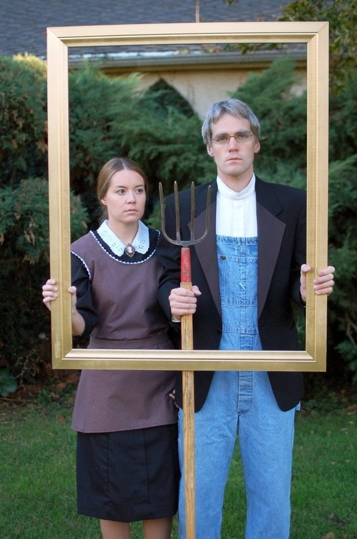 Best ideas about Couple Costumes DIY . Save or Pin Halloween Costumes Ideas 2014 for Couples Now.
