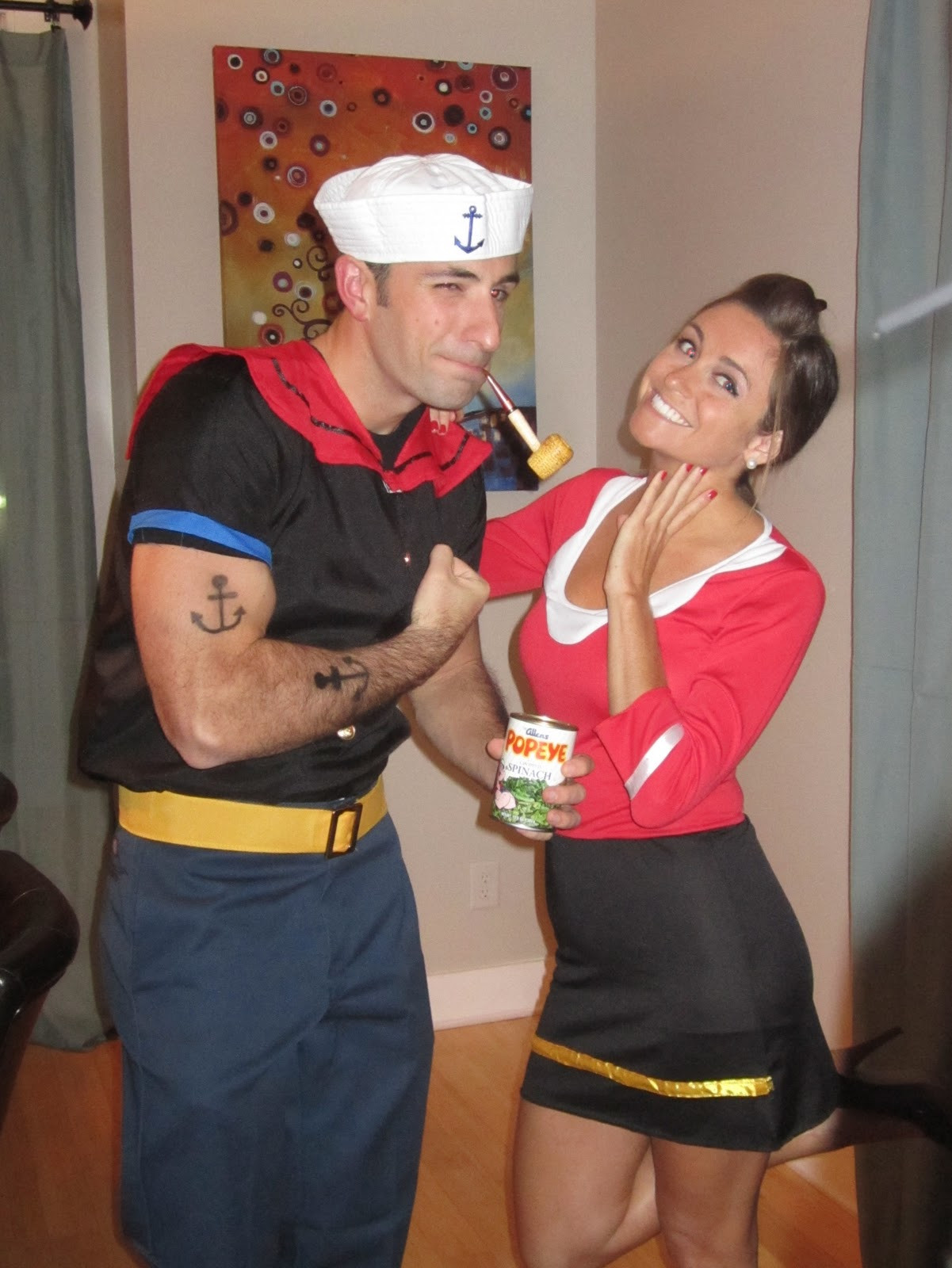 Best ideas about Couples Costume Ideas DIY . Save or Pin 25 Genius DIY Couples Costumes Now.