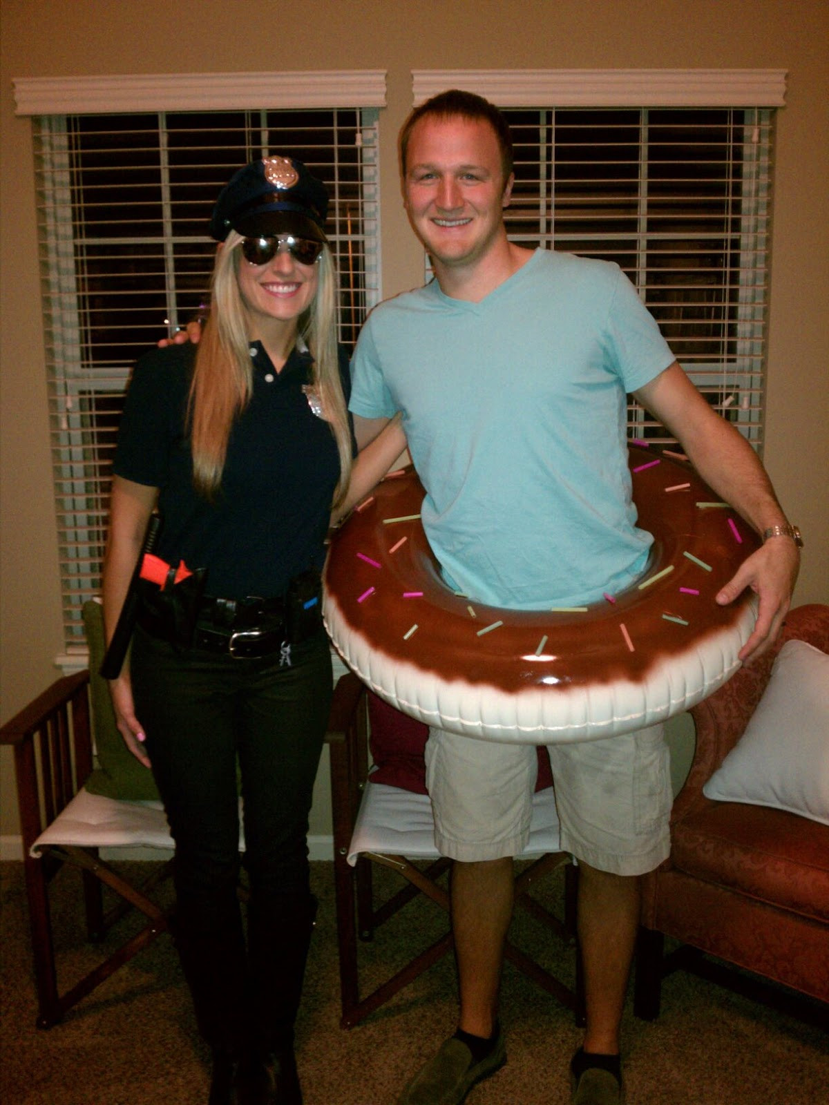 Best ideas about Couples Costume Ideas DIY . Save or Pin Katie in Kansas DIY Couples Halloween Costume Ideas Now.