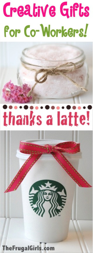 Best ideas about Coworker Gift Ideas . Save or Pin 87 Creative Coworker Gift Ideas fun inexpensive ts Now.