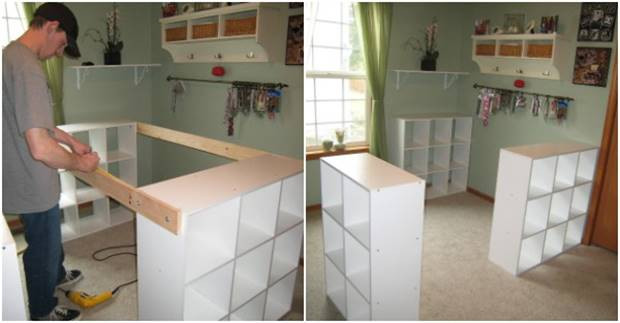 Best ideas about Craft Desk Ideas . Save or Pin Creative Ideas DIY Customized Craft Desk i Creative Ideas Now.