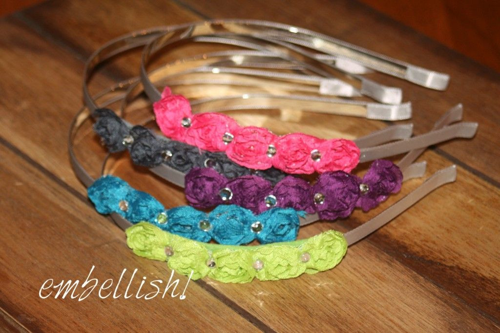 Best ideas about Craft Ideas For Adults To Sell . Save or Pin High End Headbands for Children and Adults Now.