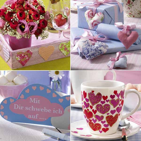 Best ideas about Craft Ideas For Gifts . Save or Pin 4 Inexpensive Craft Ideas for Valentines Day Cute Hearts Now.
