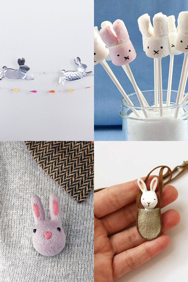Best ideas about Craft Ideas For Gifts . Save or Pin Easter bunny DIYs and t ideas Mollie Makes Now.