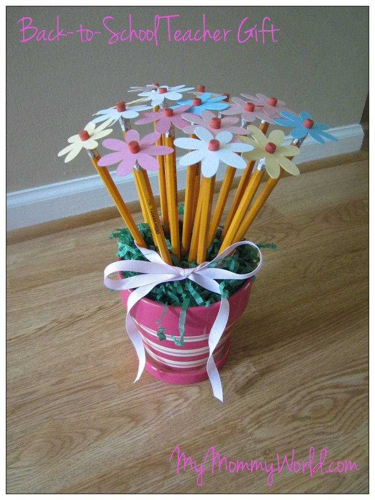 Best ideas about Craft Ideas For Gifts . Save or Pin Back to School Teacher Gift Craft Ideas Now.