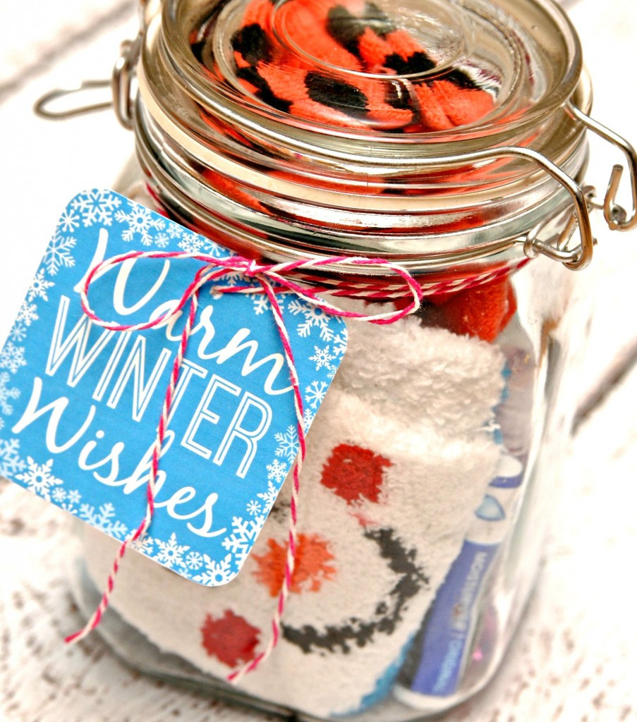 Best ideas about Craft Ideas For Gifts . Save or Pin Mason Jar Christmas Gift Ideas The Idea Room Now.