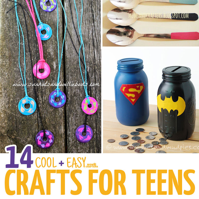 Best ideas about Craft Ideas For Teens . Save or Pin Crafts for Teens 14 Beautiful Teen Crafts that anyone Now.