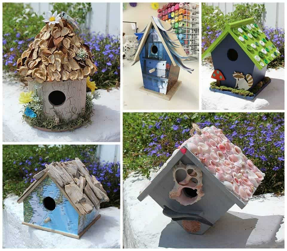Best ideas about Craft Project Ideas For Adults . Save or Pin Birdhouse Crafts 5 ways to create a birdhouse you will love Now.