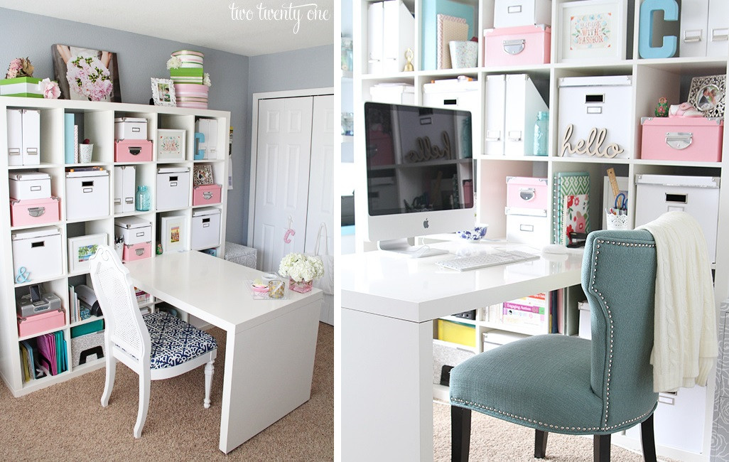Best ideas about Craft Room Decor . Save or Pin How To Give Your Craft Room A Makeover To Make It More Fun Now.