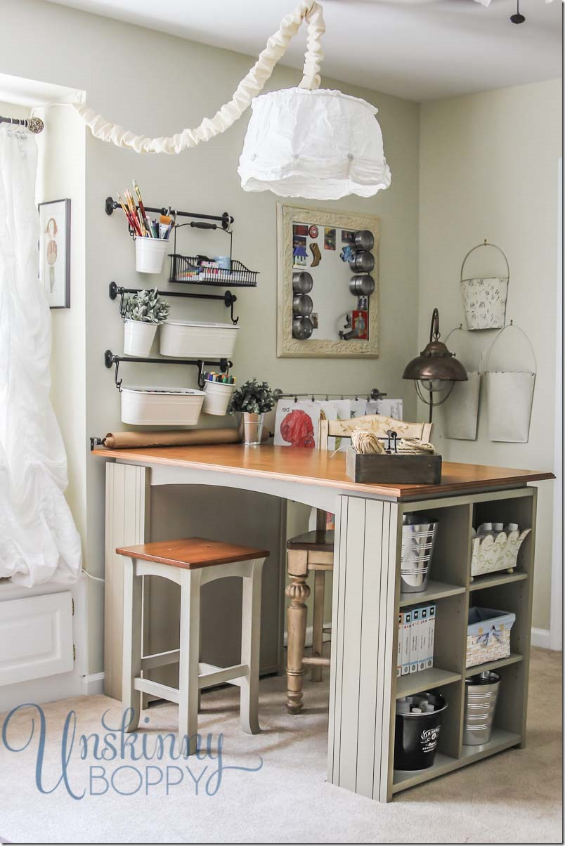 Best ideas about Craft Storage Ideas For Small Spaces . Save or Pin Craftaholics Anonymous Now.