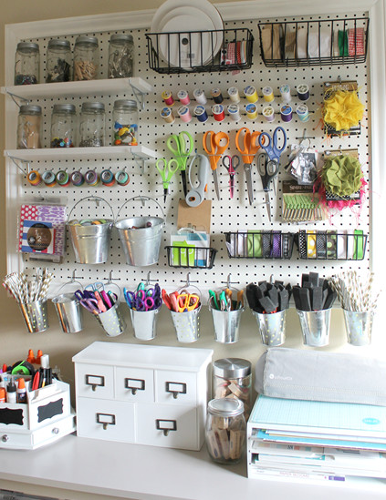Best ideas about Craft Storage Ideas For Small Spaces . Save or Pin Craft Storage Ideas & Organizing Tips Now.