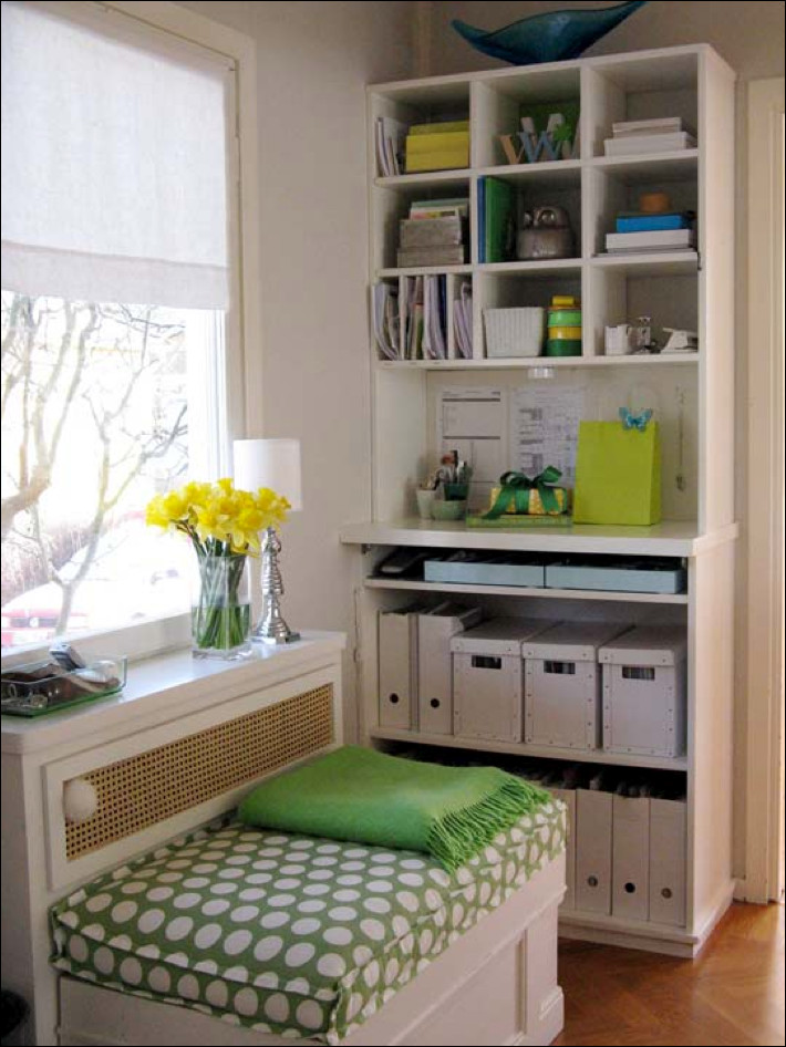 Best ideas about Craft Storage Ideas For Small Spaces . Save or Pin Let s Decorate line DECLUTTERING IS STYLE Now.