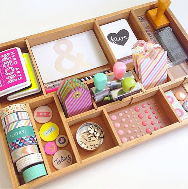 Best ideas about Craft Supply Organization Ideas . Save or Pin 17 Ways to Organize Your Craft Supplies Now.