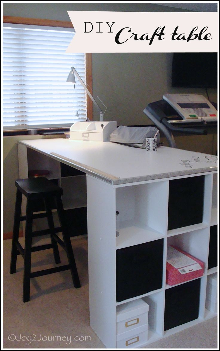 Best ideas about Craft Table Ideas . Save or Pin 25 best ideas about Craft Station on Pinterest Now.
