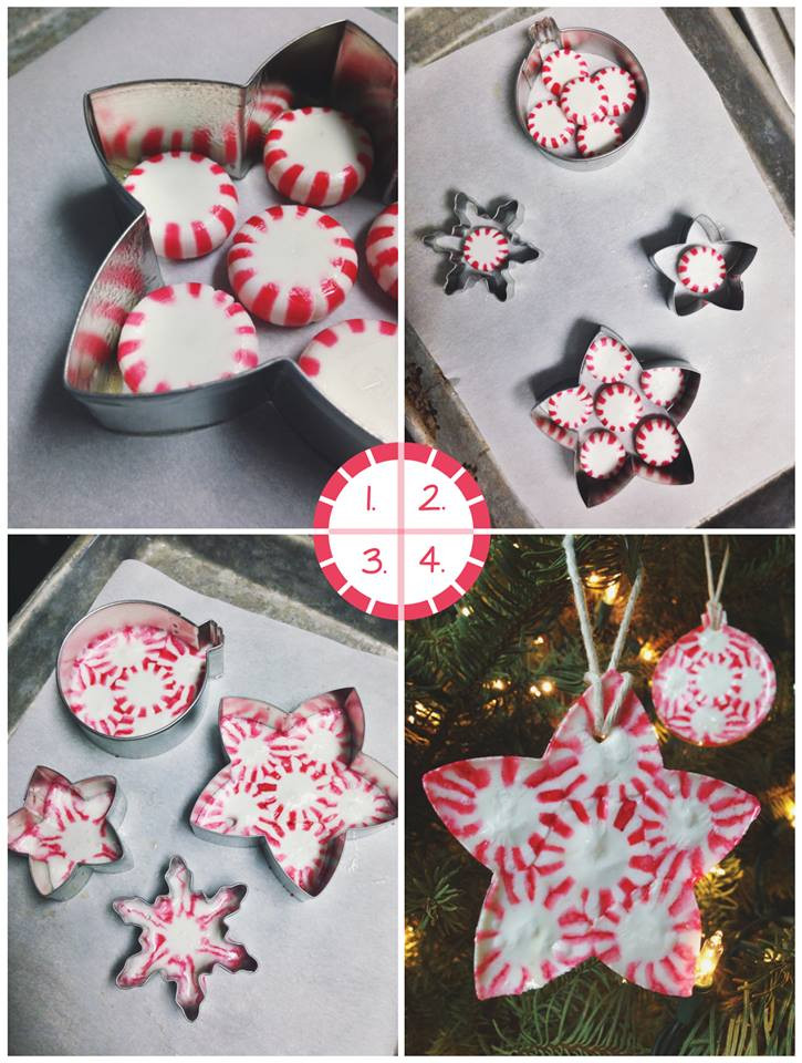 Best ideas about Crafts To Make For Christmas . Save or Pin First Pinterest Review Making Peppermint Candy Ornaments Now.