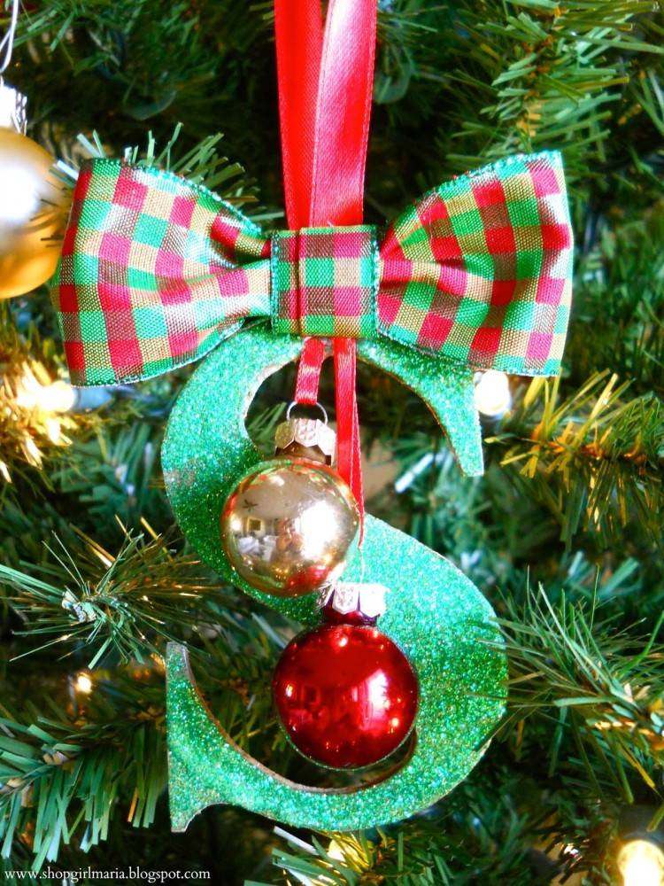 Best ideas about Crafts To Make For Christmas . Save or Pin Homemade Christmas Ornaments 15 DIY Projects Now.