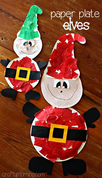 Best ideas about Crafts To Make For Christmas . Save or Pin List of Christmas Crafts for Kids to Create Crafty Morning Now.