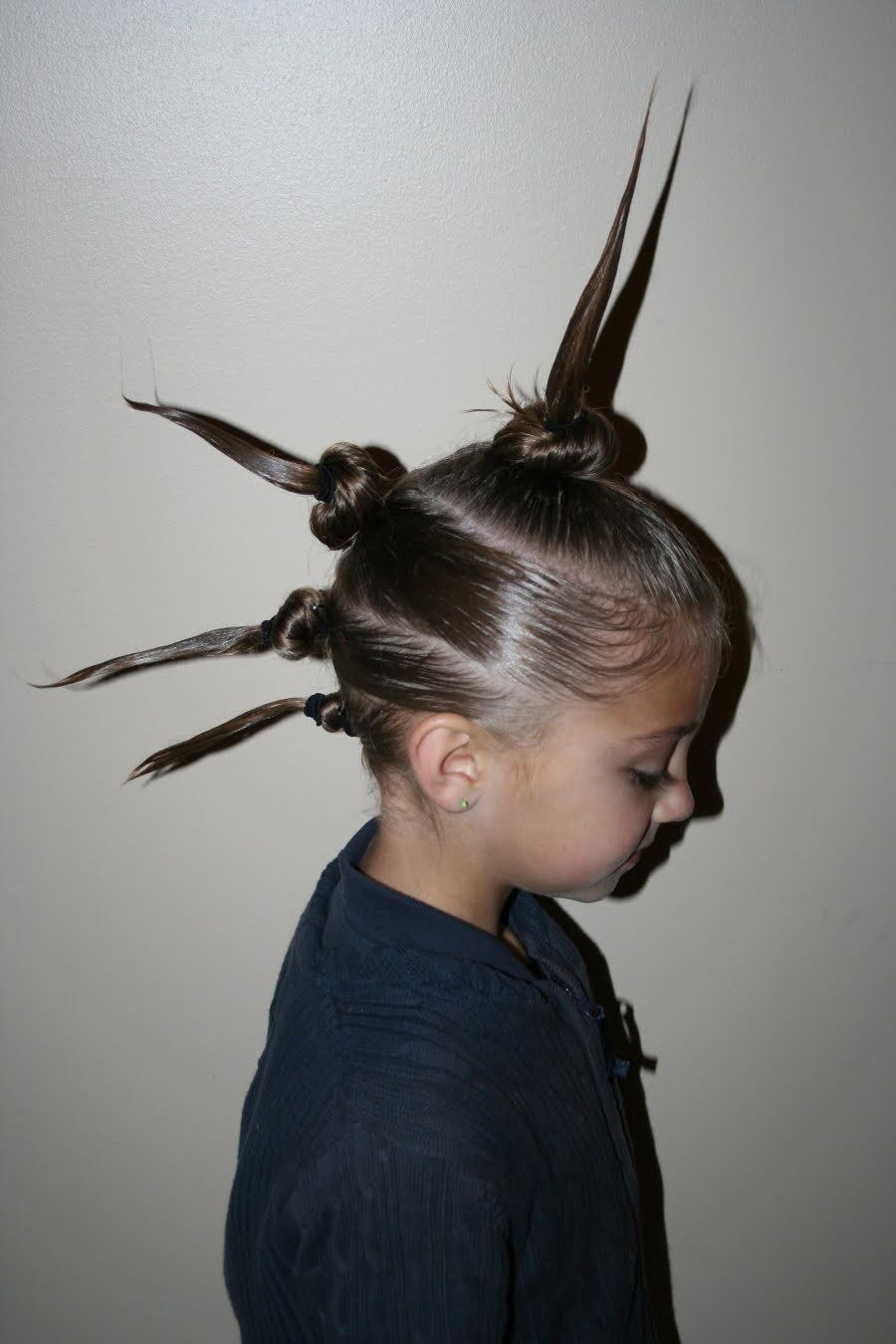 Best ideas about Crazy Girls Haircuts . Save or Pin Our Crazy Hair Day… Now.