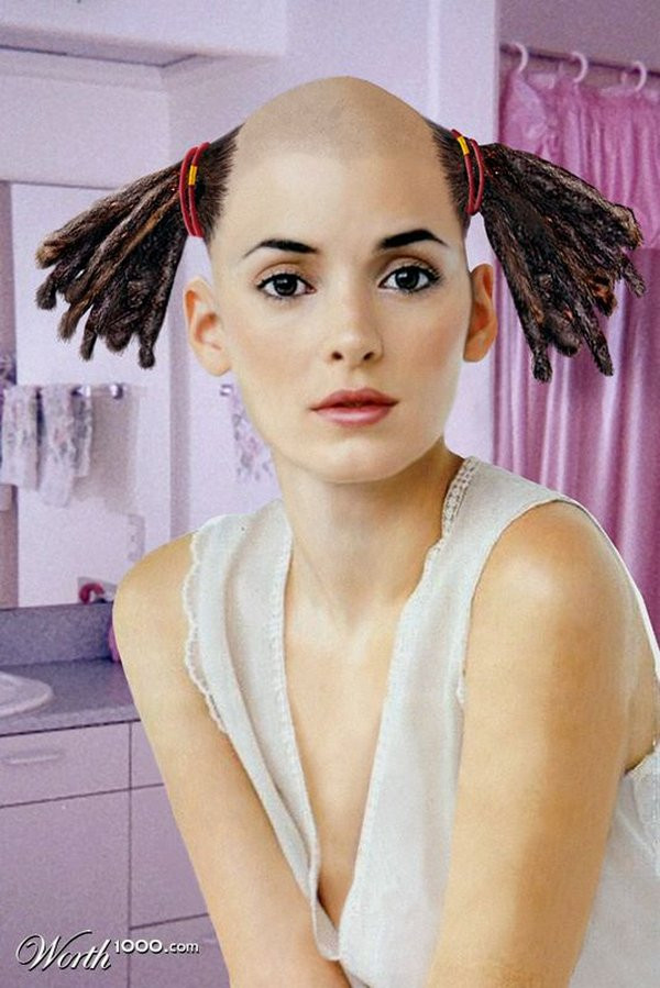 Best ideas about Crazy Girls Haircuts . Save or Pin 30 Weird & Crazy Hairstyles s Now.