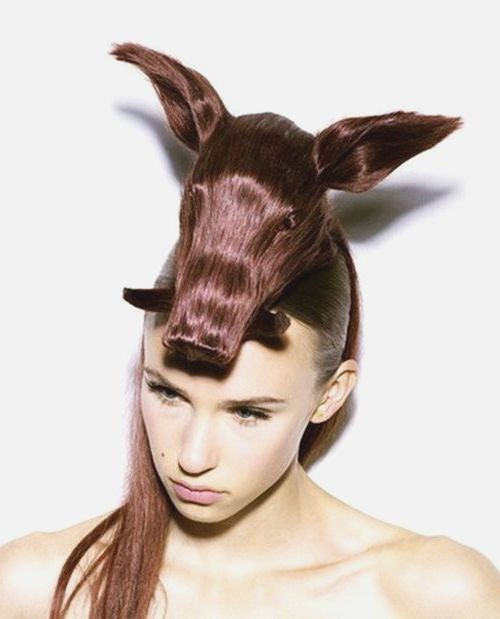 Best ideas about Crazy Girls Haircuts . Save or Pin 14 The Best Crazy Hair Day 'Dos Ever Now.