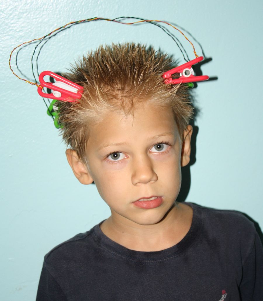 Best ideas about Crazy Girls Haircuts . Save or Pin 30 Ideas for Crazy Hair Day at School for Girls and Boys Now.