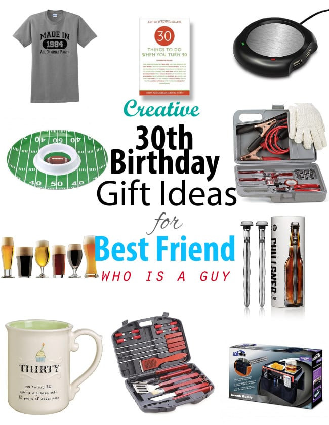 Best ideas about Creative 30Th Birthday Gift Ideas For Him . Save or Pin Creative 30th Birthday Gift ideas for Male Best Friend Now.