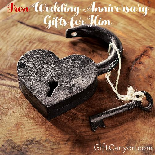 Best ideas about Creative 6Th Anniversary Gift Ideas . Save or Pin 25 best ideas about Iron Anniversary Gifts on Pinterest Now.