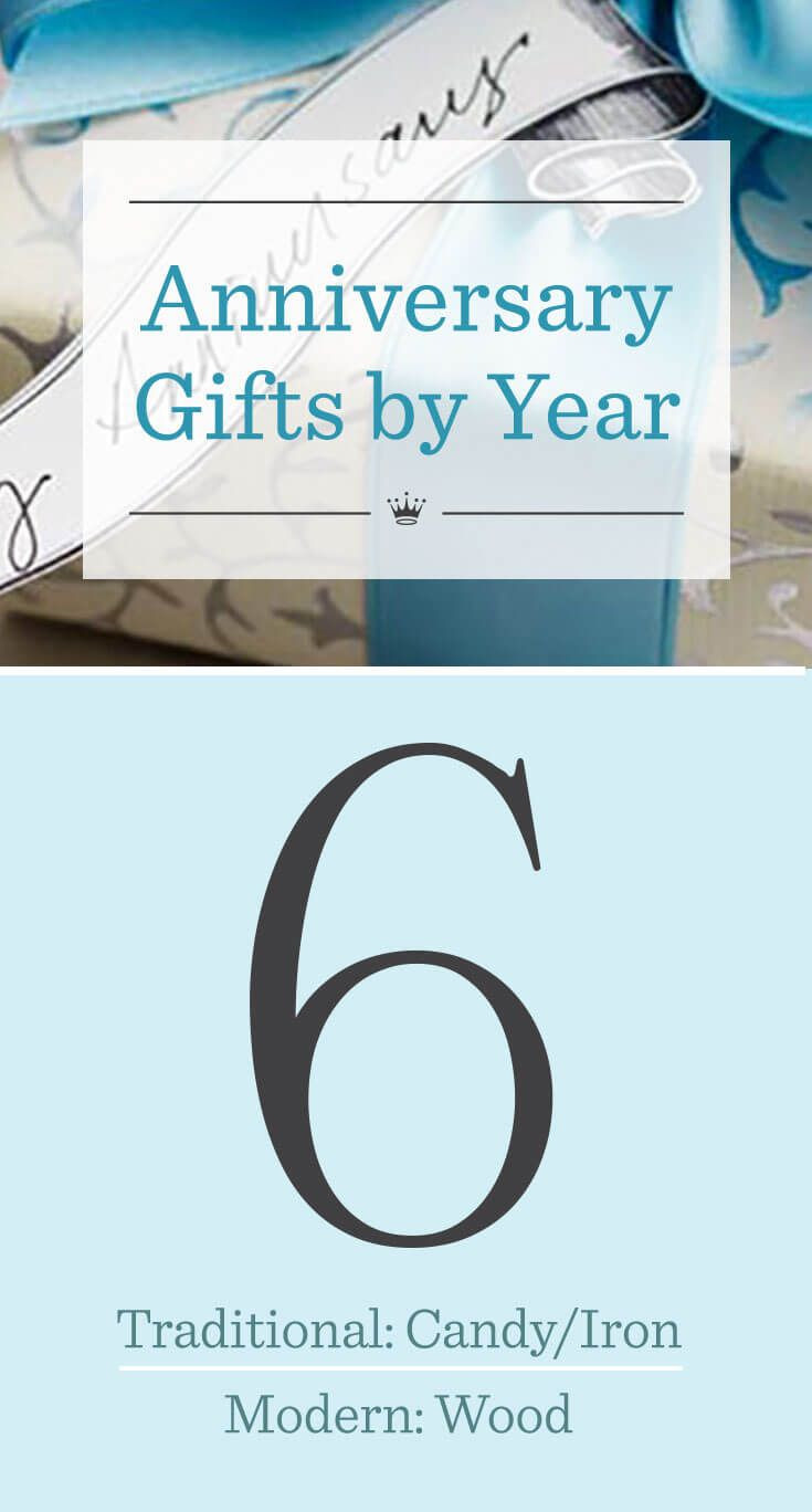 Best ideas about Creative 6Th Anniversary Gift Ideas . Save or Pin Best 25 6th wedding anniversary ideas on Pinterest Now.
