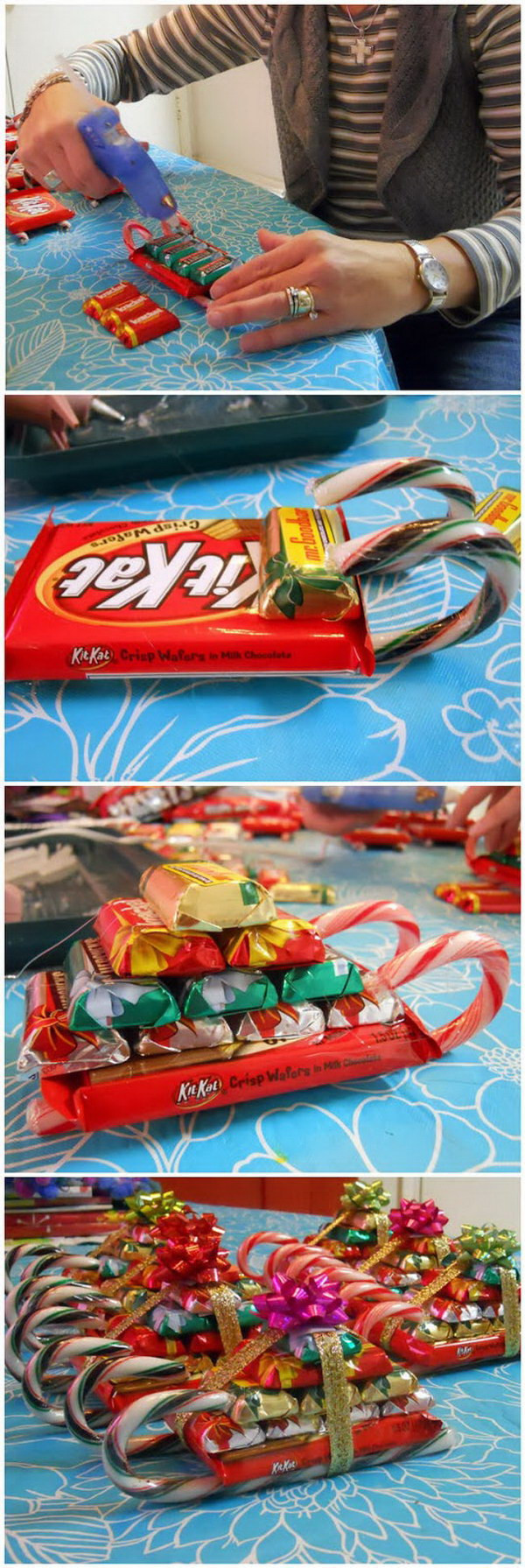 Best ideas about Creative Candy Gift Ideas . Save or Pin Creative Candy Gift Ideas for This Holiday Noted List Now.