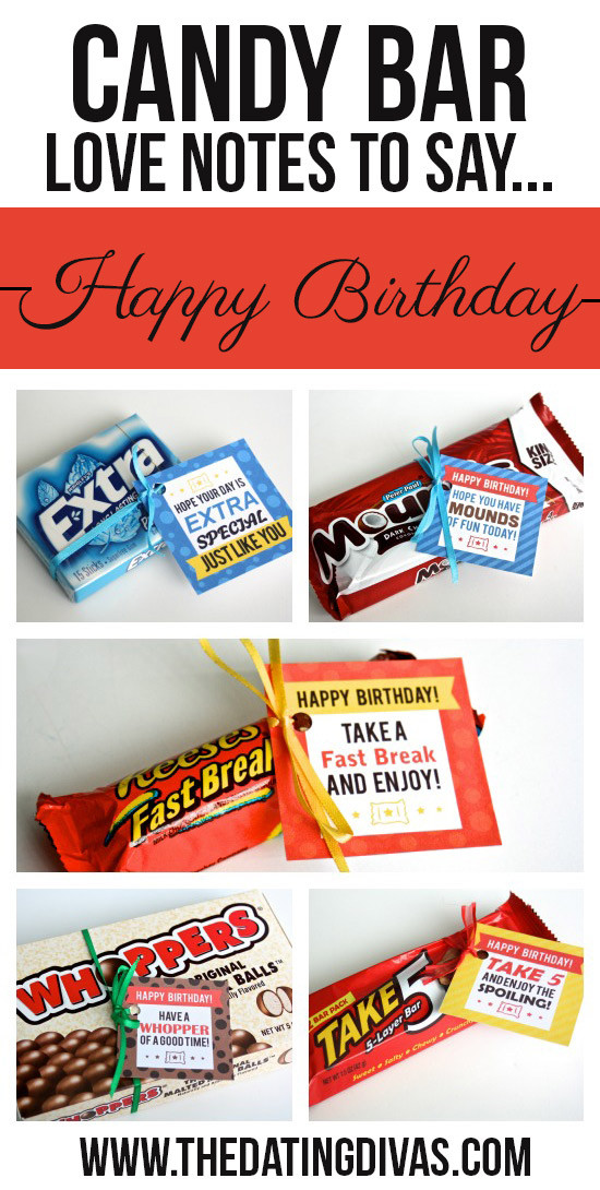 Best ideas about Creative Candy Gift Ideas . Save or Pin 101 Creative & Inexpensive Birthday Gift Ideas Now.