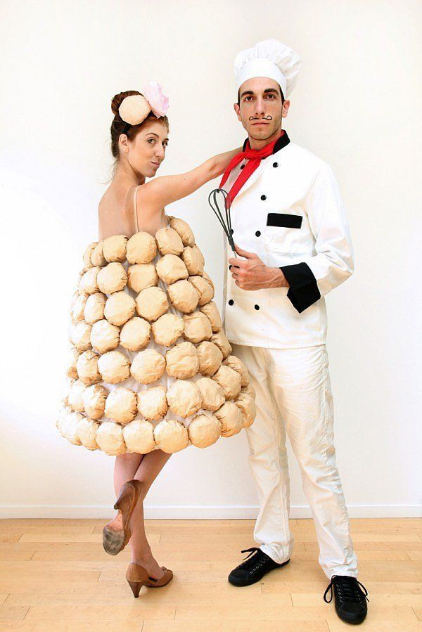 Best ideas about Creative DIY Costume . Save or Pin Homemade Halloween costumes for adults – easy and creative Now.