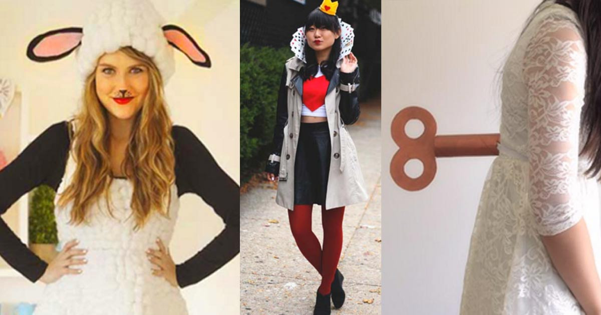 Best ideas about Creative DIY Costume . Save or Pin 41 Super Creative DIY Halloween Costumes for Teens Now.