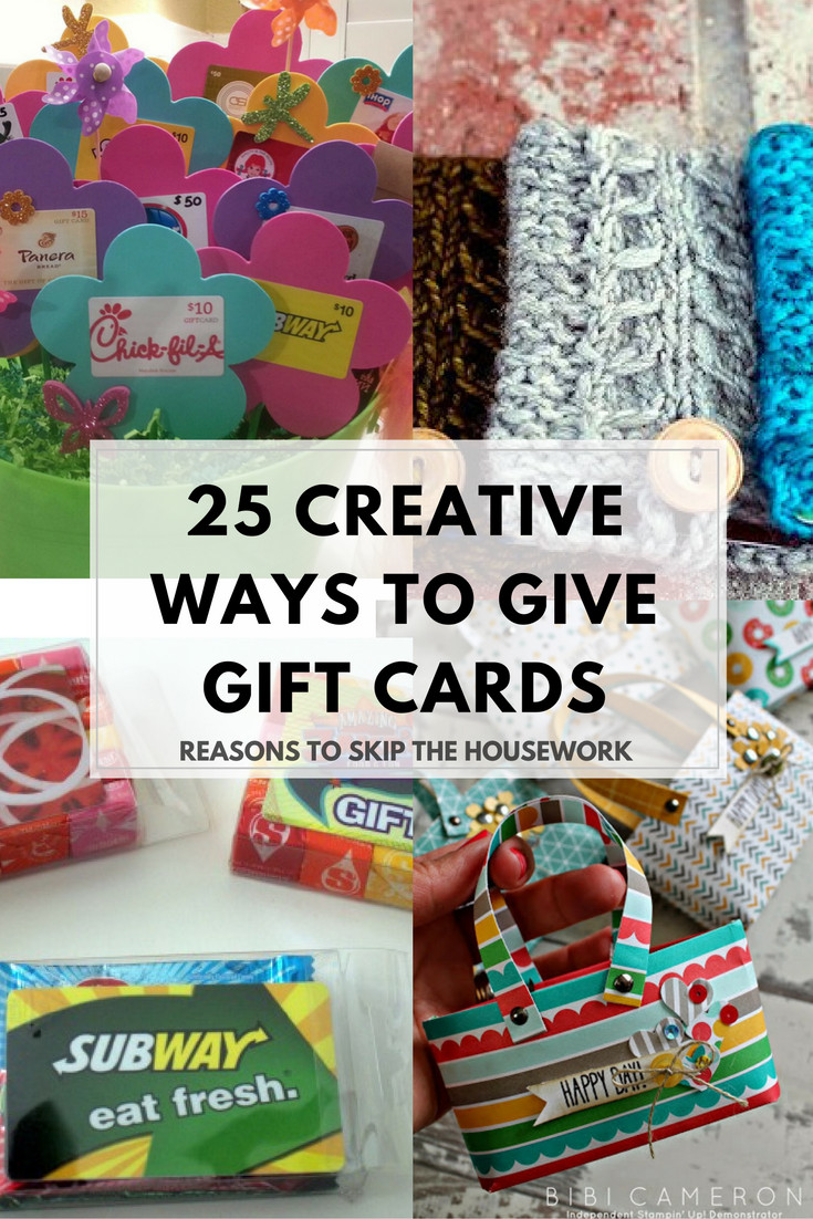 Best ideas about Creative Ideas For Presenting Gift Cards . Save or Pin 25 Creative Gift Card Holders Now.