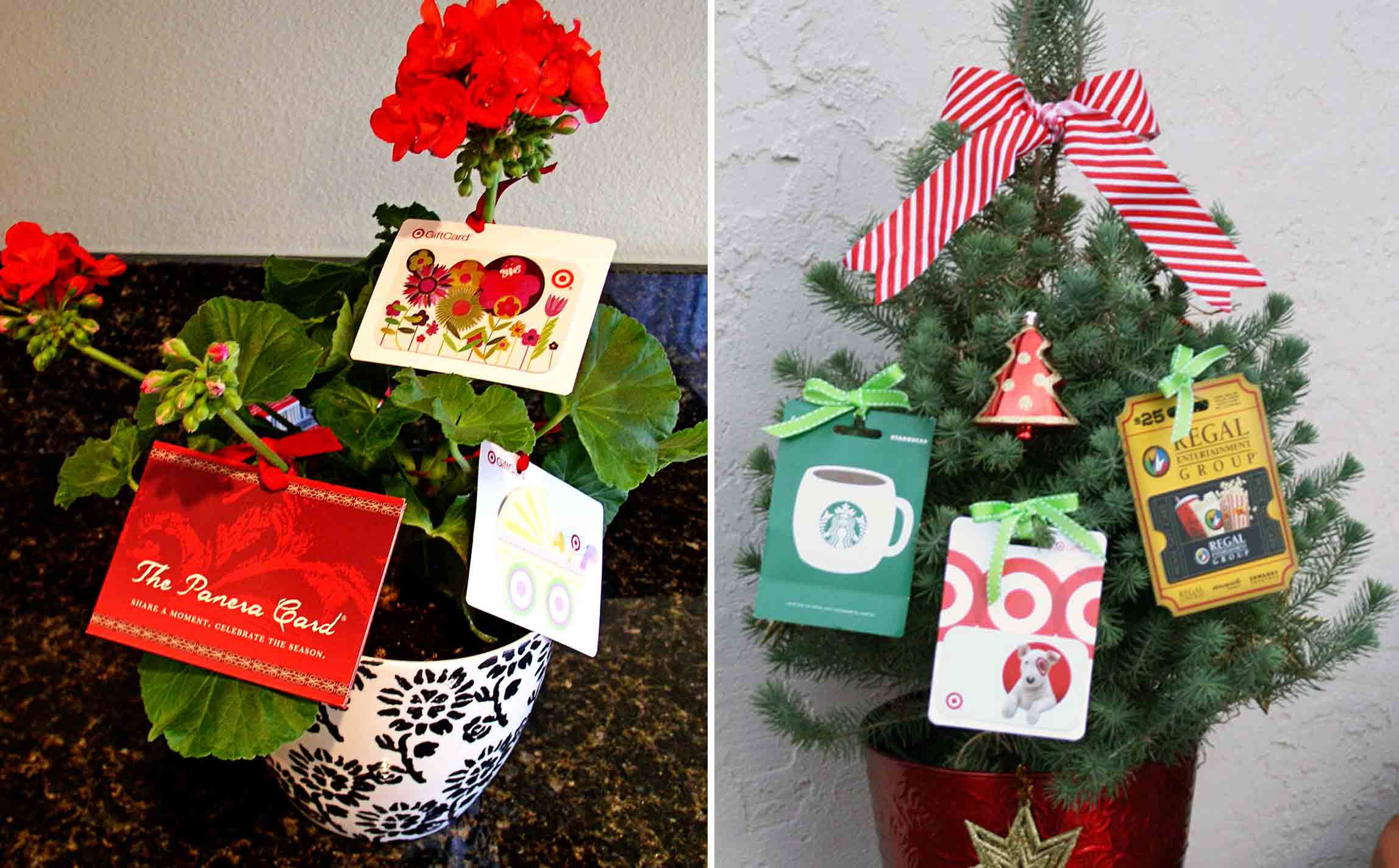 Best ideas about Creative Ideas For Presenting Gift Cards . Save or Pin The Best Gift Card Tree and Gift Card Wreaths Ever Now.