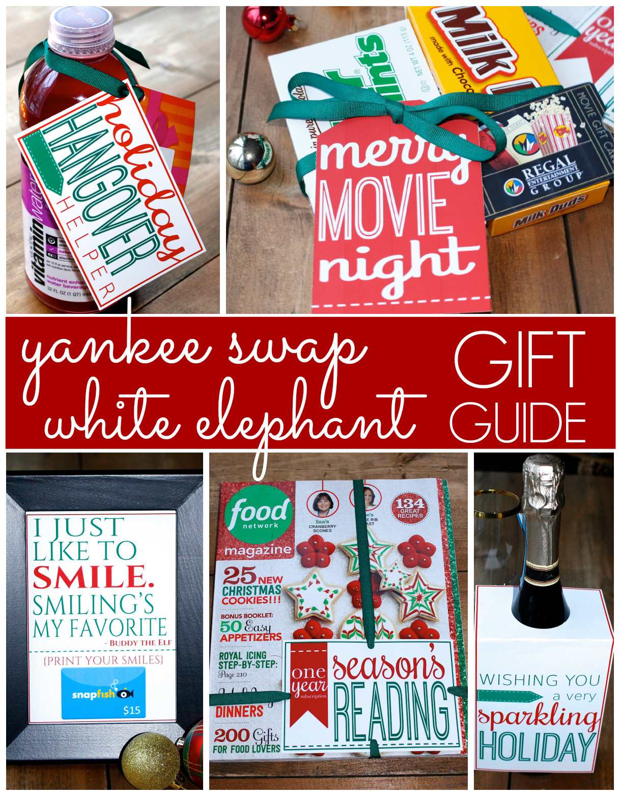 Best ideas about Creative Yankee Swap Gift Ideas . Save or Pin 25 unique Yankee swap t ideas ideas on Pinterest Now.