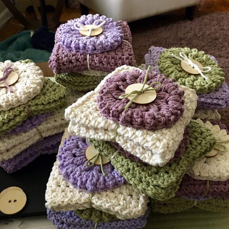 Best ideas about Crochet Gift Ideas . Save or Pin 25 best Crochet dishcloth patterns ideas on Pinterest Now.