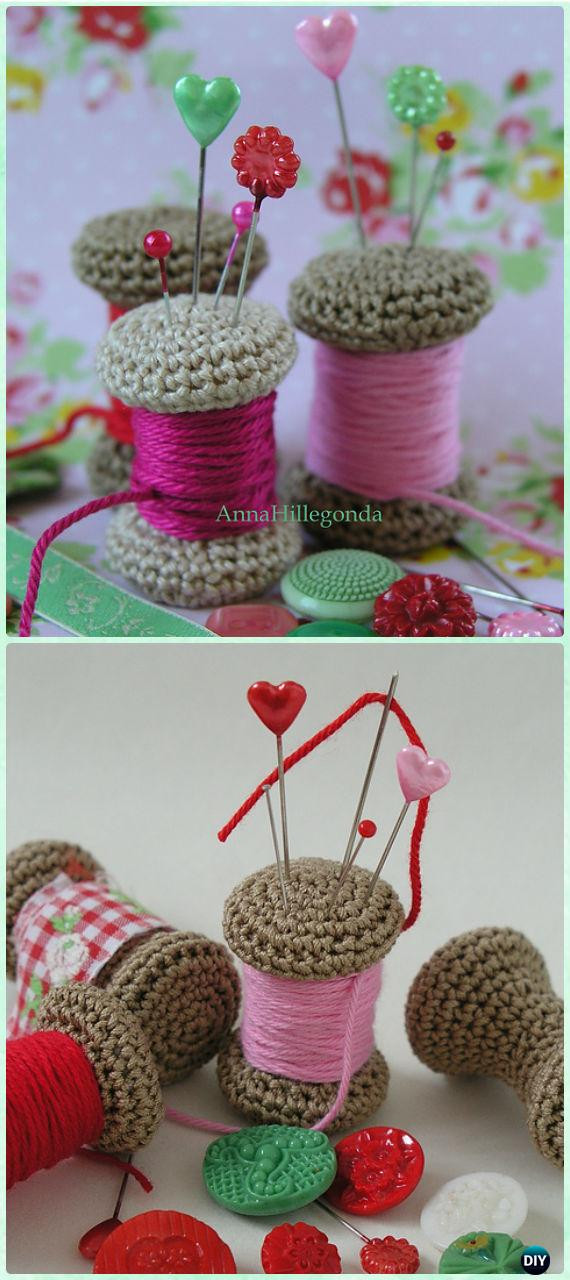 Best ideas about Crochet Gift Ideas . Save or Pin DIY Crochet Gift Ideas for Crocheters with Instructions Now.