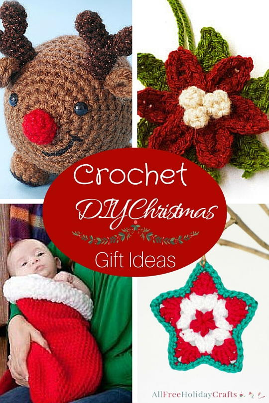 Best ideas about Crochet Gift Ideas . Save or Pin 14 Crochet DIY Christmas Gift Ideas Now.