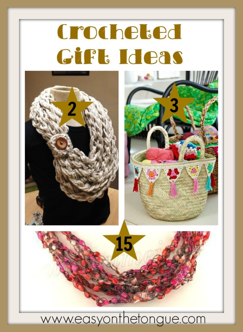 Best ideas about Crochet Gift Ideas . Save or Pin Christmas Gift Ideas Part 4 Now.