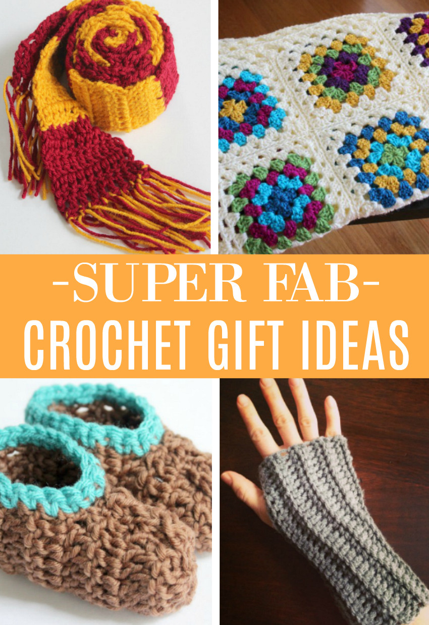 Best ideas about Crochet Gift Ideas . Save or Pin 6 Super Fab Crochet Projects for Gift Ideas Now.