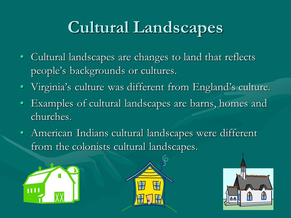 Best ideas about Cultural Landscape Examples . Save or Pin Virginia Stu s VS 4 Review Activities ppt video online Now.