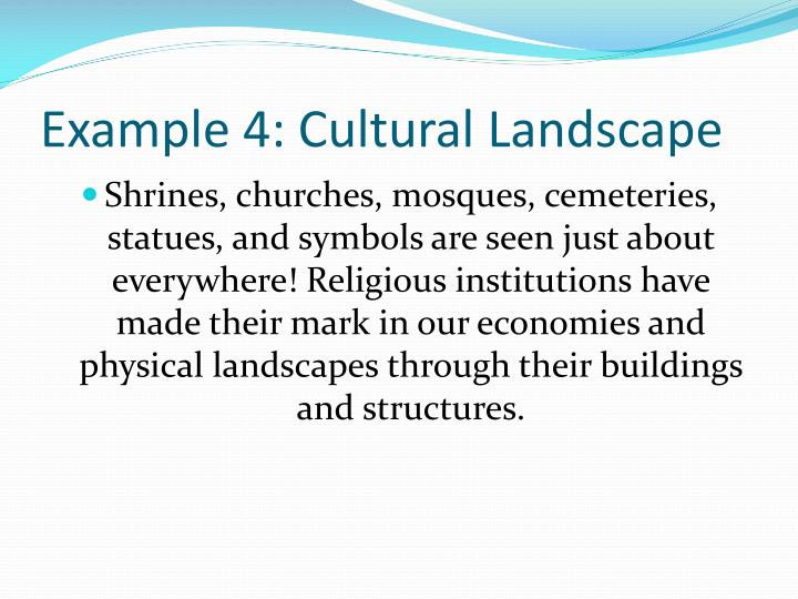 Best ideas about Cultural Landscape Examples . Save or Pin PPT An Introduction to Religion PowerPoint Presentation Now.