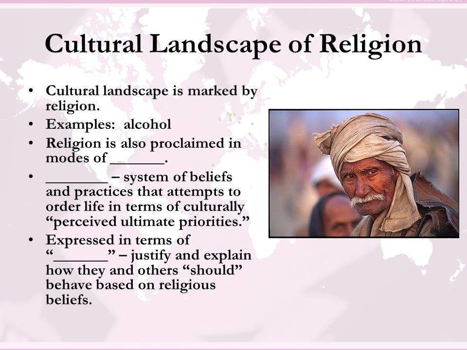 Best ideas about Cultural Landscape Examples . Save or Pin What is Religion Religion and Language lie at the Now.