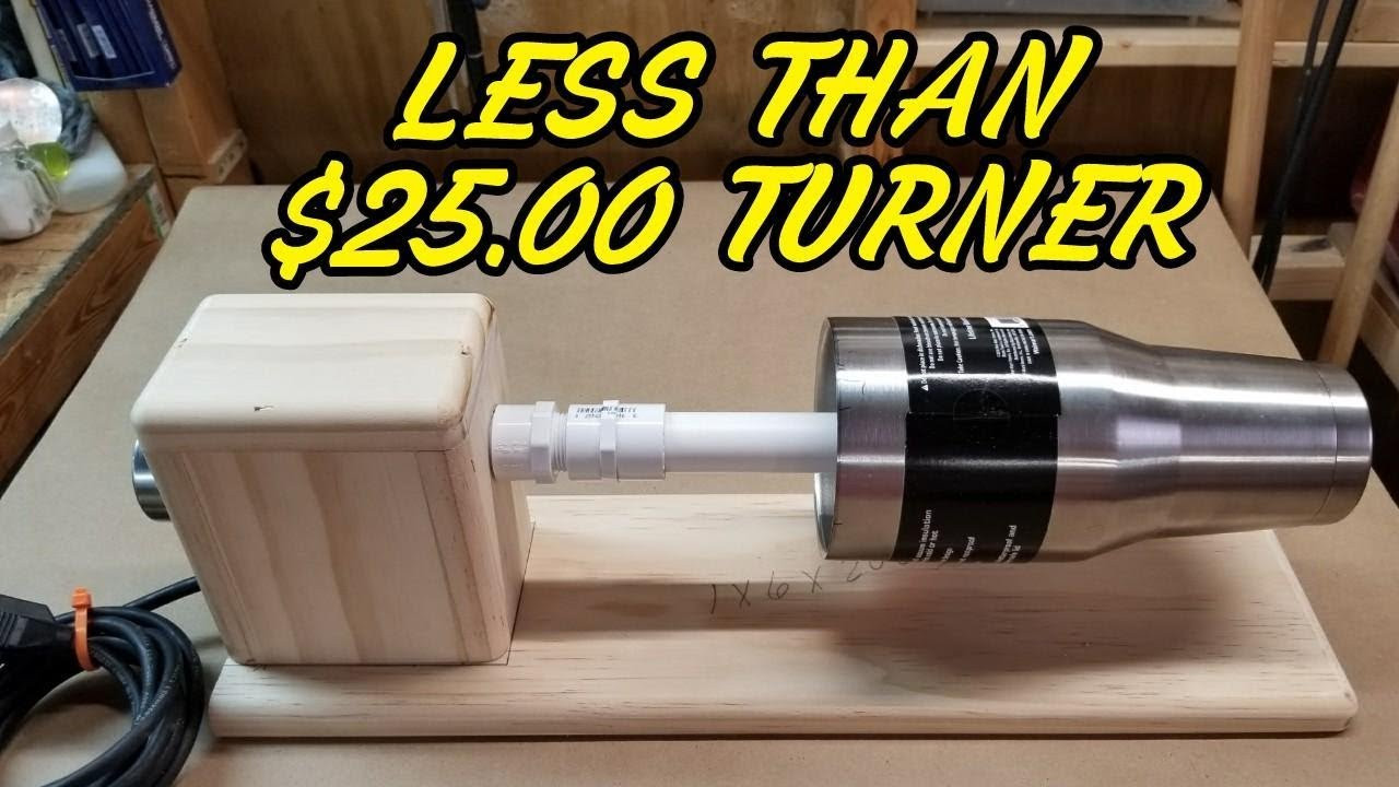 Best ideas about Cup Turner DIY . Save or Pin How To Make A Less Than $25 Epoxy Resin Cup Turner Now.