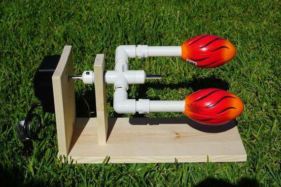 Best ideas about Cup Turner DIY . Save or Pin 2 Cup Rotisserie Turner Cuptisserie Custom Electric Cup Now.