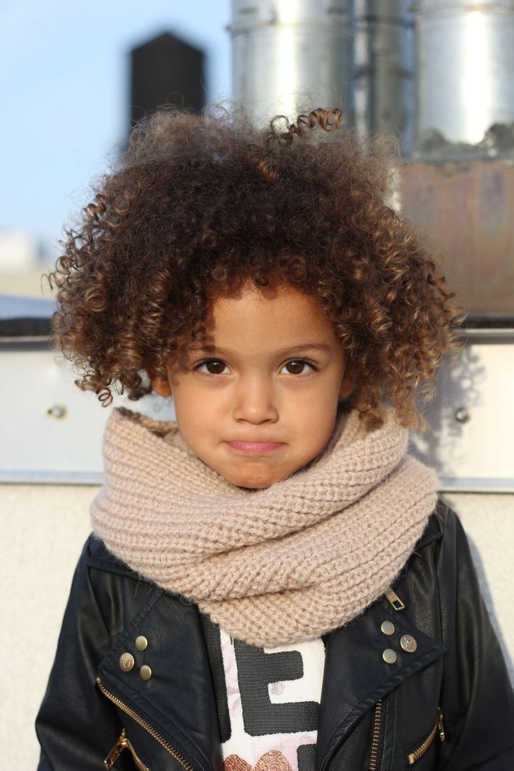 Best ideas about Curled Hairstyles For Kids . Save or Pin Holiday Peinados para Little Black Girls Now.