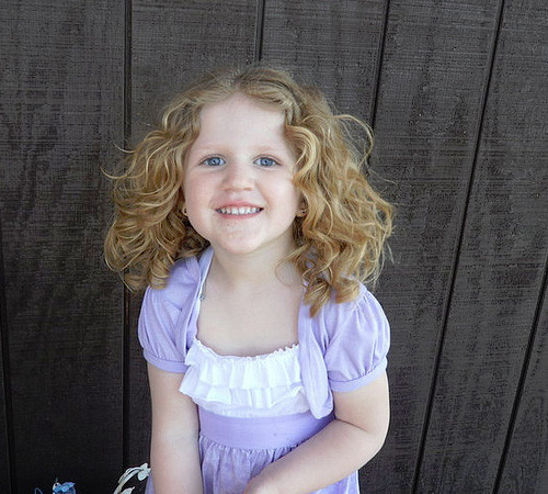 Best ideas about Curled Hairstyles For Kids . Save or Pin 35 Cute Hairstyles For Medium Hair Which Look Splendid Now.