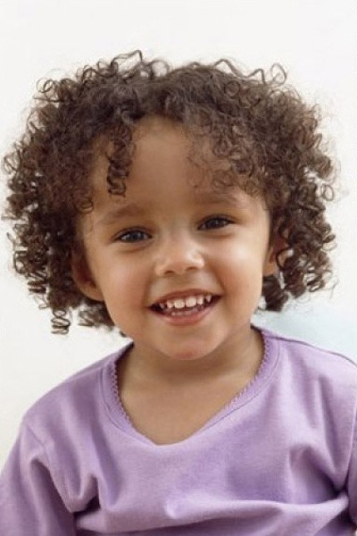 Best ideas about Curled Hairstyles For Kids . Save or Pin 1000 ideas about Kids Curly Hairstyles on Pinterest Now.